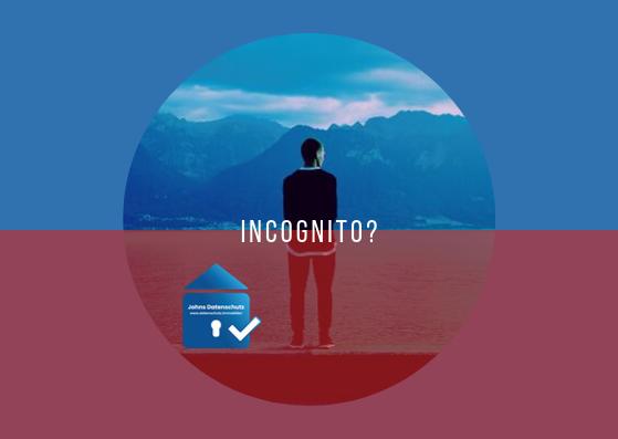 Incognito-Modus beid er Nutzung der Karten-App