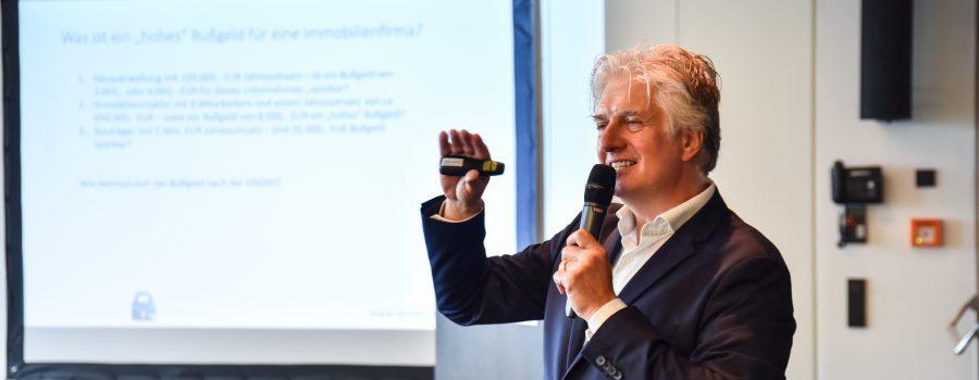 Norddeutscher Immobilientag Vortrag DSGVO