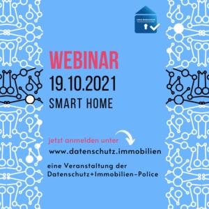 Webinar zu Smart Home