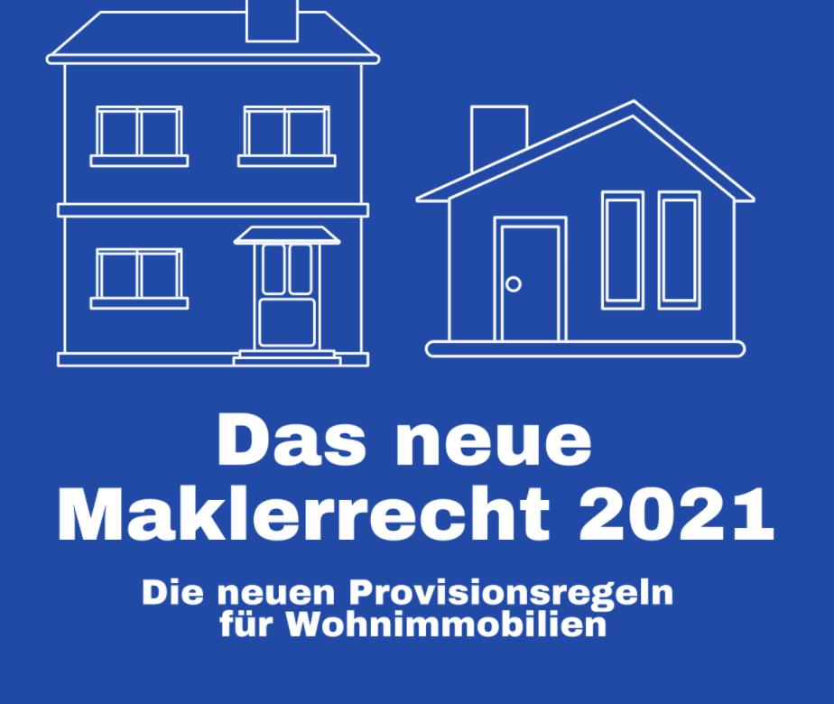 Neue Provisionsregelungen für Wohnimmobilien