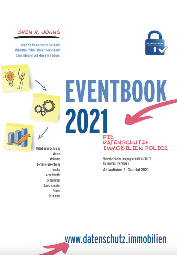 Eventbook Datenschutz-Police