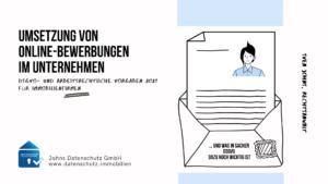 e-Book Online-Bewerbungsverfahren